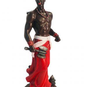 Orisha Statue: Sango