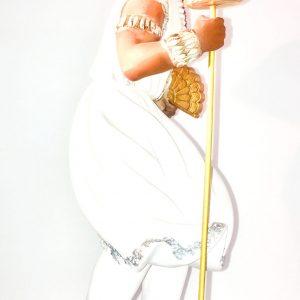 Orisha Statue: Obatala