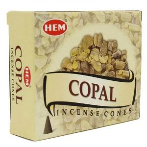 Copal Incense Cones