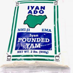 Iyan- Pounded Yam