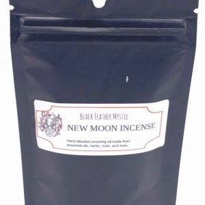 New Moon Incense