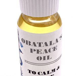 Obatala's Peace Oil