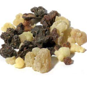 Frank and Myrrh Incense Resin 3oz