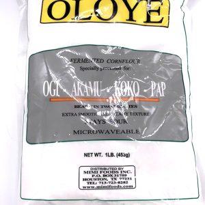 Eko- Ogi (Corn Flour)