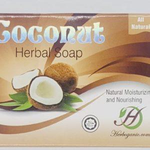 Coconut Herbal Soap
