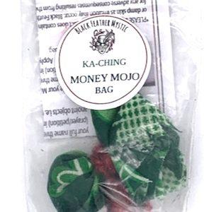 Ka-ching Money Mojo Bag