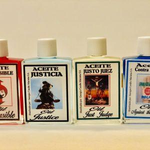 Dressing Oils- Legal Matters