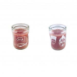 Orisha 50 Hour Candle: Oya