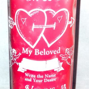 Adam & Eve 7 Day Glass Candle