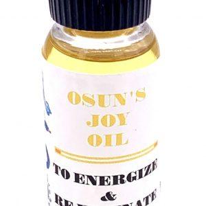 Osun's Joy Oil