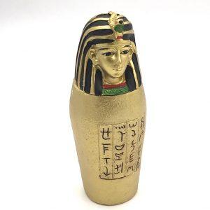 5 inch Egyptian Jars