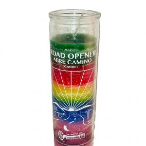 Road Opener: 7 Day Glass Candle