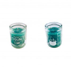 Orisha 50 Hour Candle: Ogun