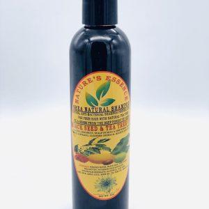 Liquid black soap with Black seed and Teatree oil